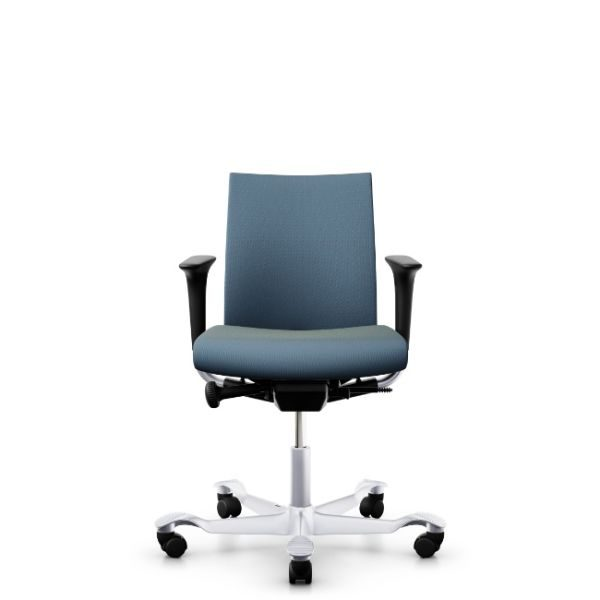 Hag Creed 6002 office chair with height adjustable arms arms.