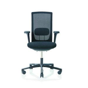 Hag Futu Mesh Office Chair With Height Adjustable Arms