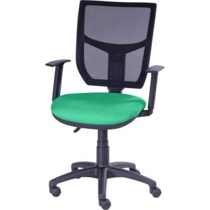 XR4 mesh chair | front view | gloucestershire | severnfurnishing