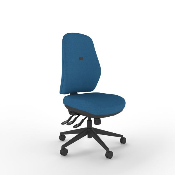IT400 – Large deluxe – Upholstered high back, large performance seat + £150.00 (ex vat)