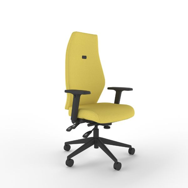 Quattro chair high back with arms